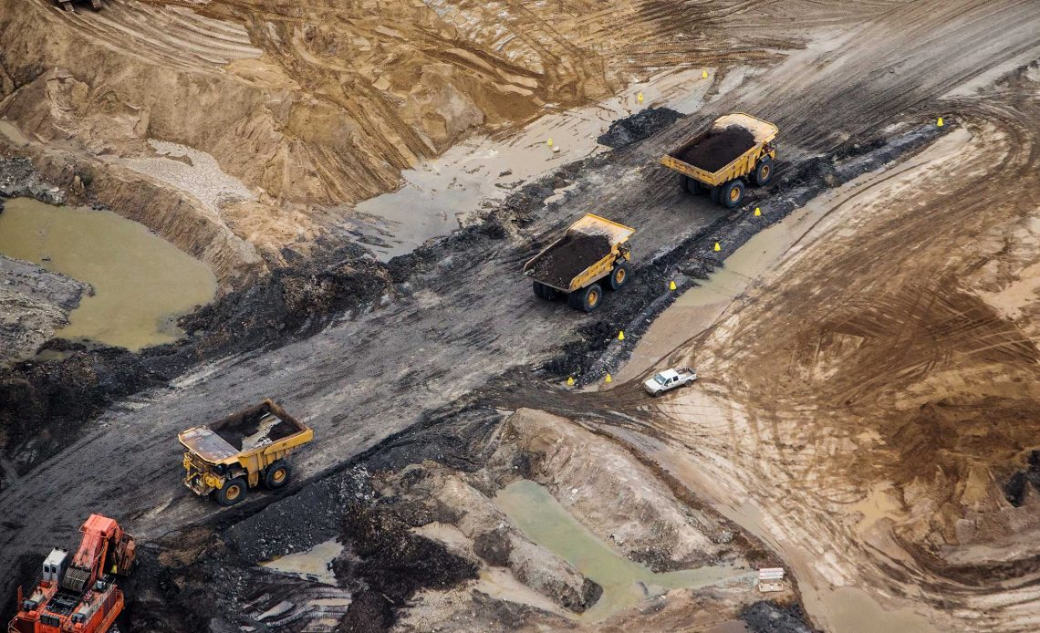 The Environmental Impact of Oil Sands